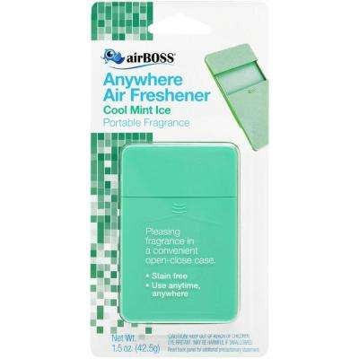 Cool Mint Ice Scented Anywhere Air Freshener