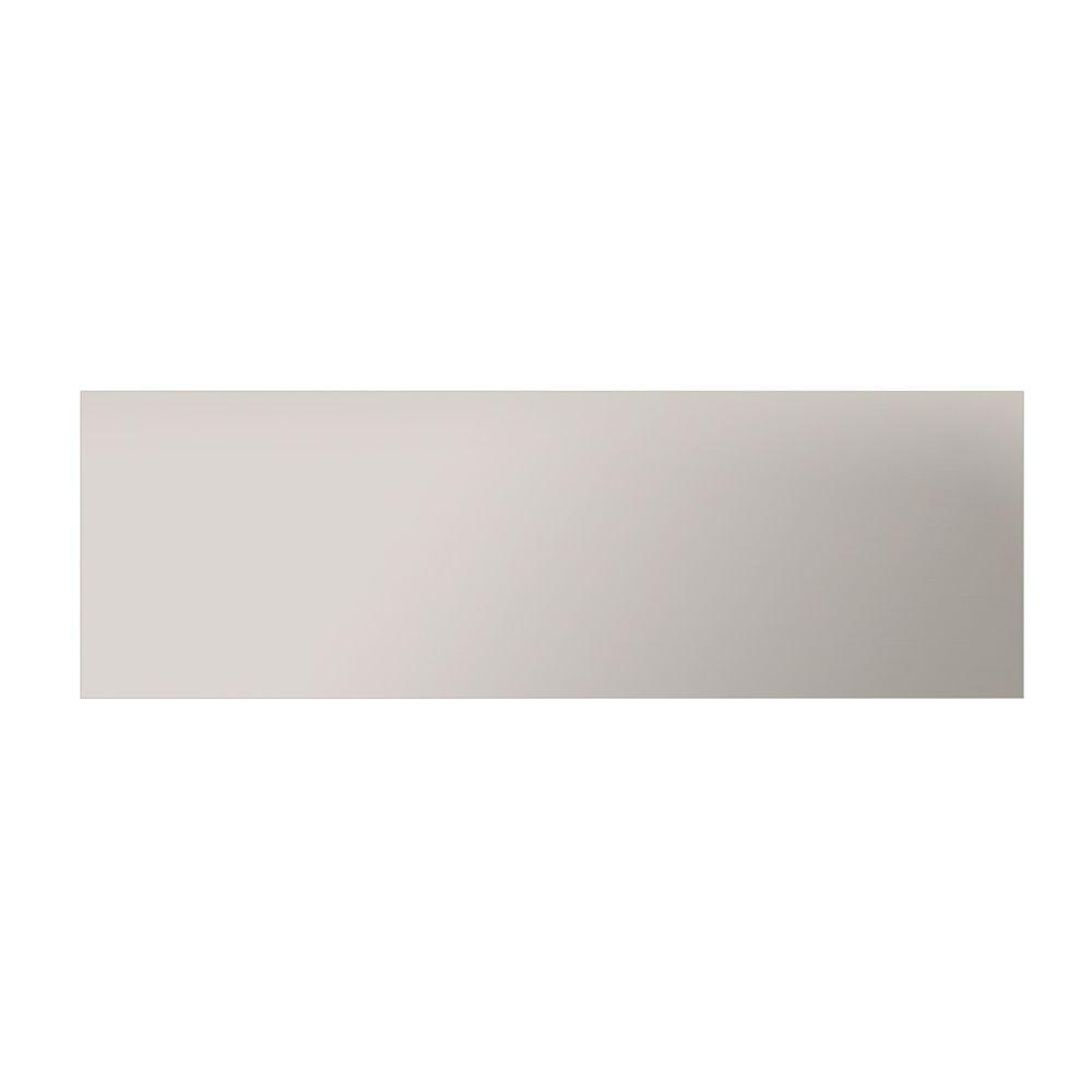 Everbilt 24 in. x 24 in. Polished Aluminum Sheet Metal with 0.025 in ...