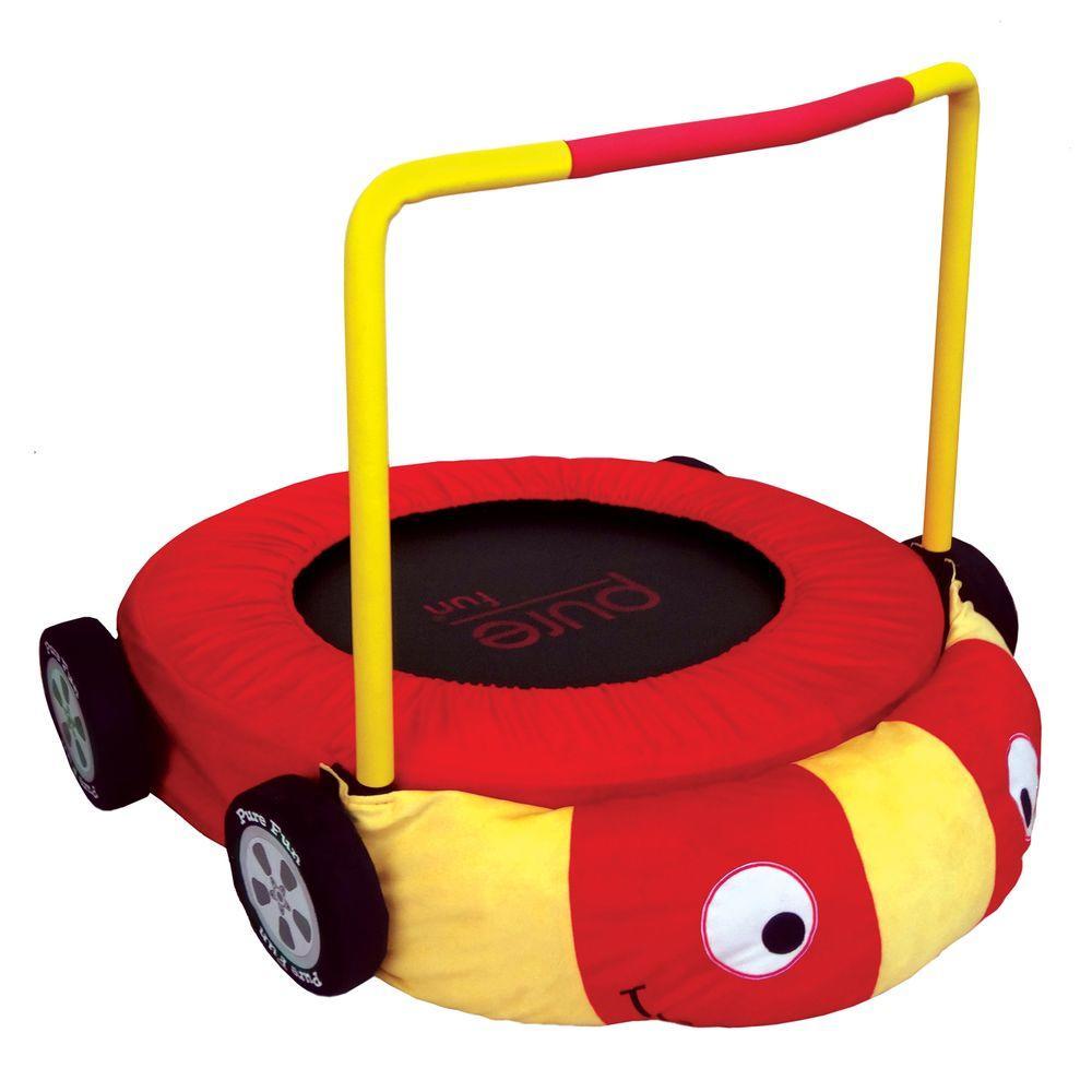 Race Car Jumper Kids Trampoline