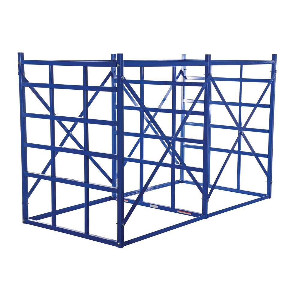 Vestil 7,700 lb. Capacity Optional Long Bar Rack Extension