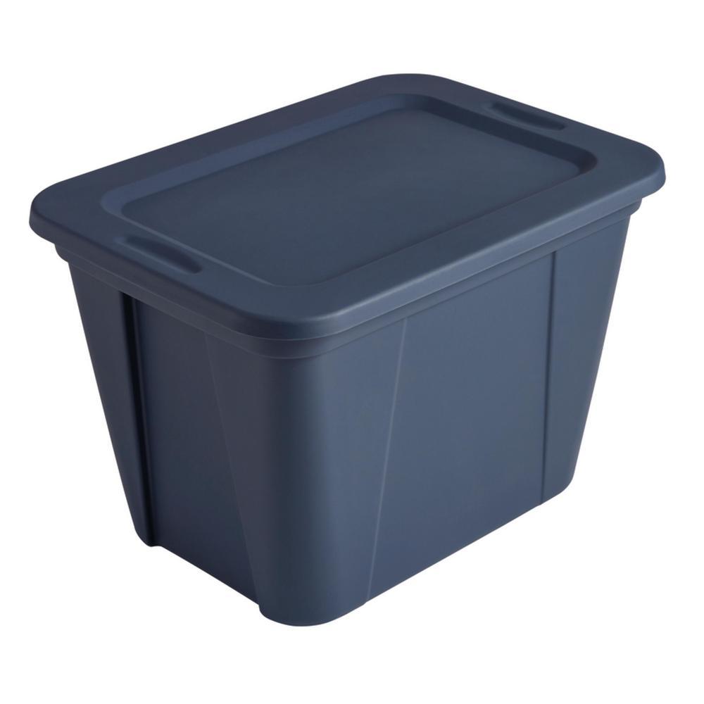 Hdx 20 Gallon Tote Ink 21204415708, 20 Gallon Storage Tote