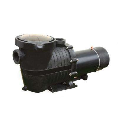 Pro II 2-Speed In Ground 0.4-2 HP Pool Pump, 2880-6300 GPH 72 ft. Max Head