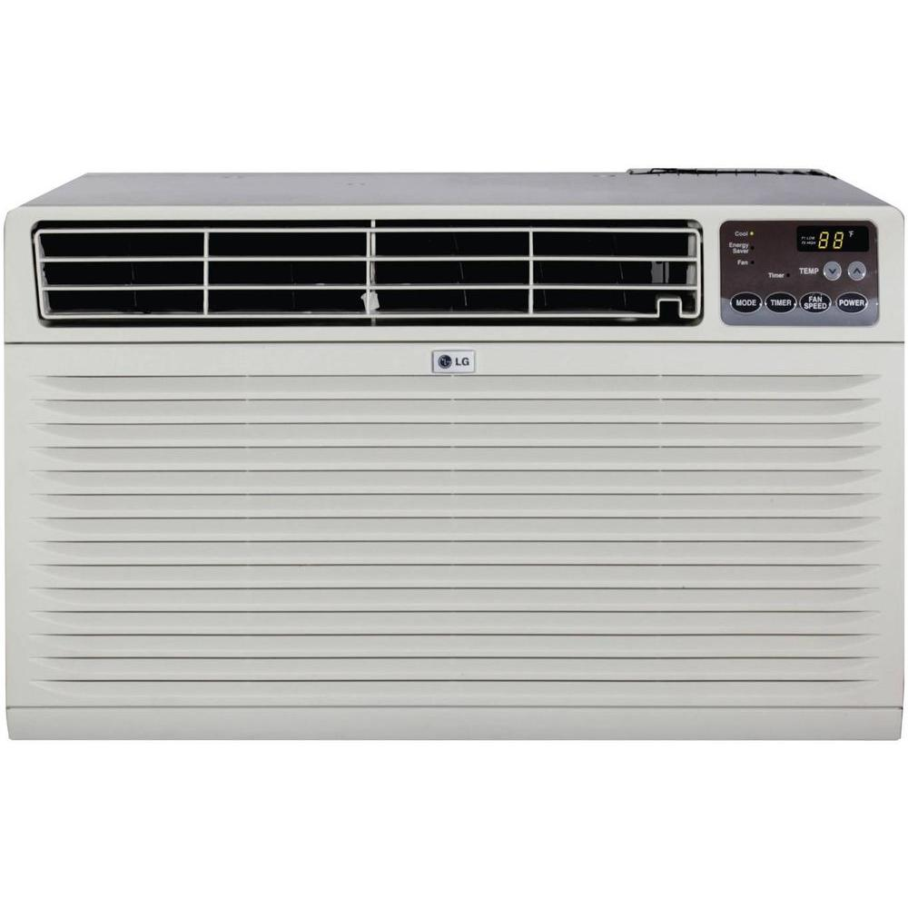 LG Electronics 9,800 BTU 115-Volt Through-the-Wall Air Conditioner