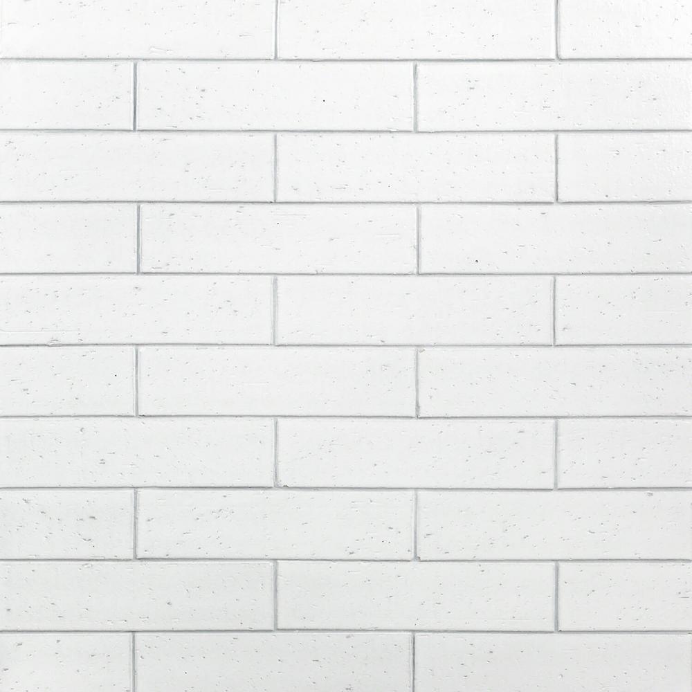Rhythmic Cellar 2 in. x 9 in. 12mm Glazed Clay Subway Tile (30-piece 4.63 sq. ft. / box)