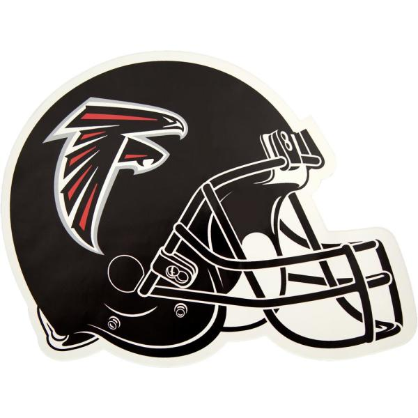 Nfl Atlanta Falcons Outdoor Helmet
