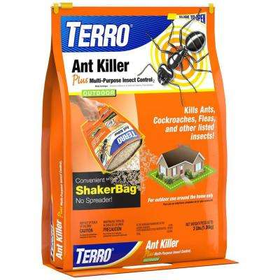 3 lb. Outdoor Ant Killer Plus Shaker Bag