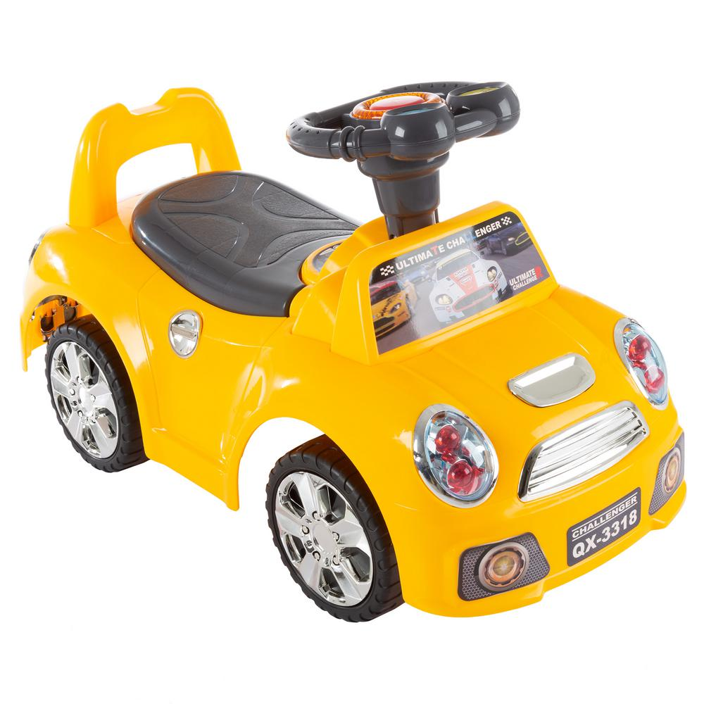 Lil Rider Ride on Toy Car-HW4100021 - The Home Depot