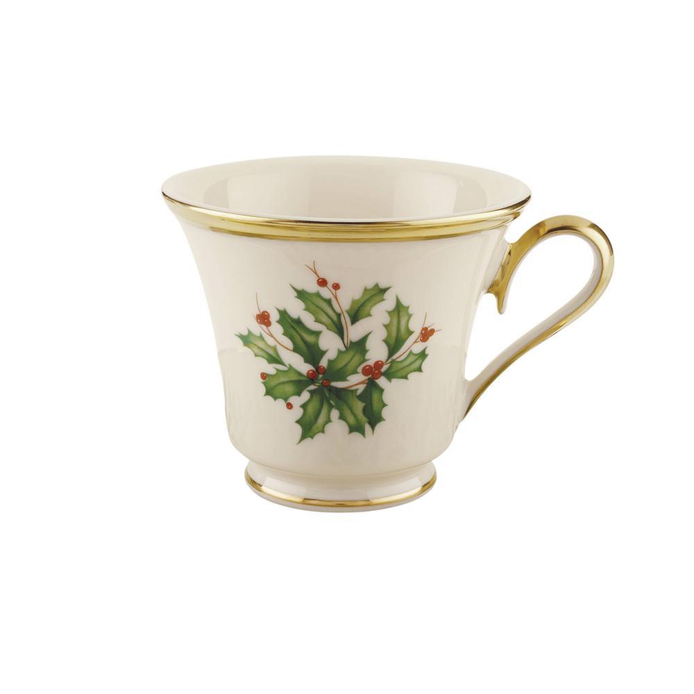 Holiday 6 oz. Tea Cup