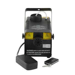400-Watt Metal Fog Machine with Auto-stop Function