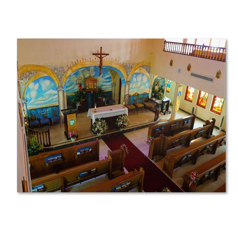 Trademark Fine Art 14 in. x 19 in. Virgin Islands Canvas Art