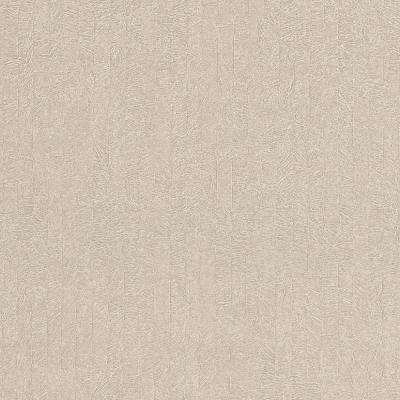 60.8 sq. ft. Frost Champagne Texture Wallpaper