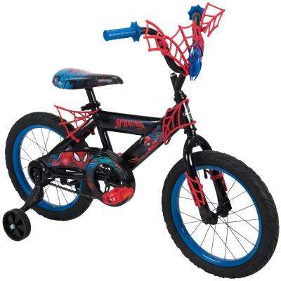 16 in. Boys Marvel Spider-Man Bike