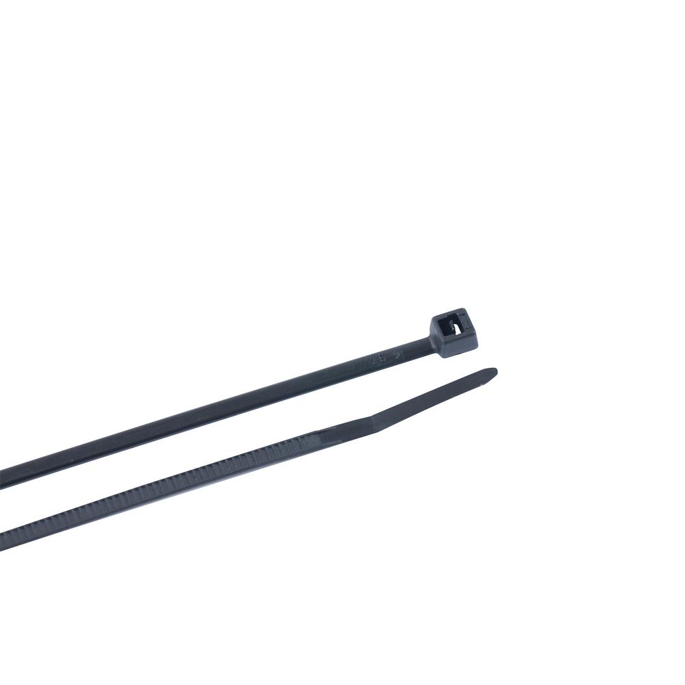 4 in. Cable Tie UVB 18 lb. (1000-Pack) Case of 5