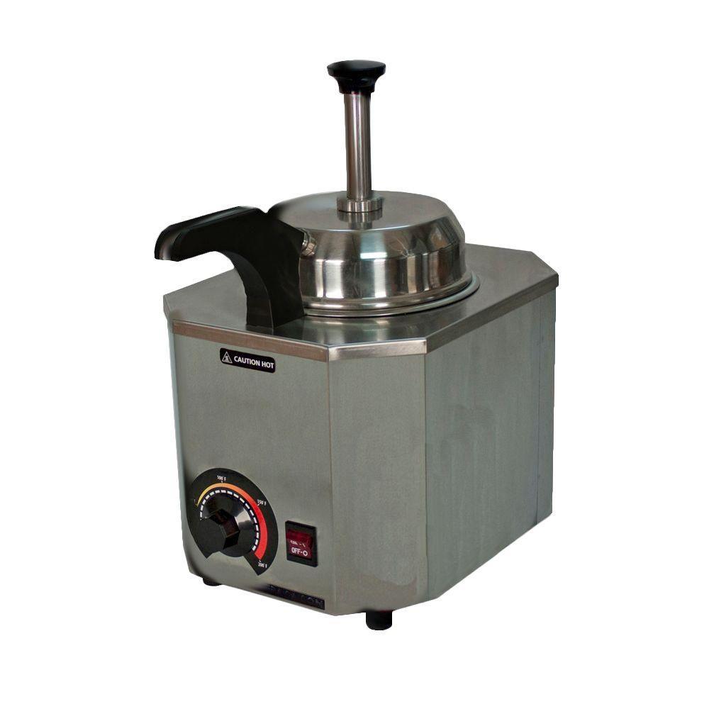 Pro-Style Heated Spout Pump Warmer