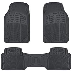 1996 1994 1995 1997 Dodge Intrepid Black with Red Edging Driver /& Passenger GGBAILEY D3119A-F1A-BLK/_BR Custom Fit Automotive Carpet Floor Mats for 1993