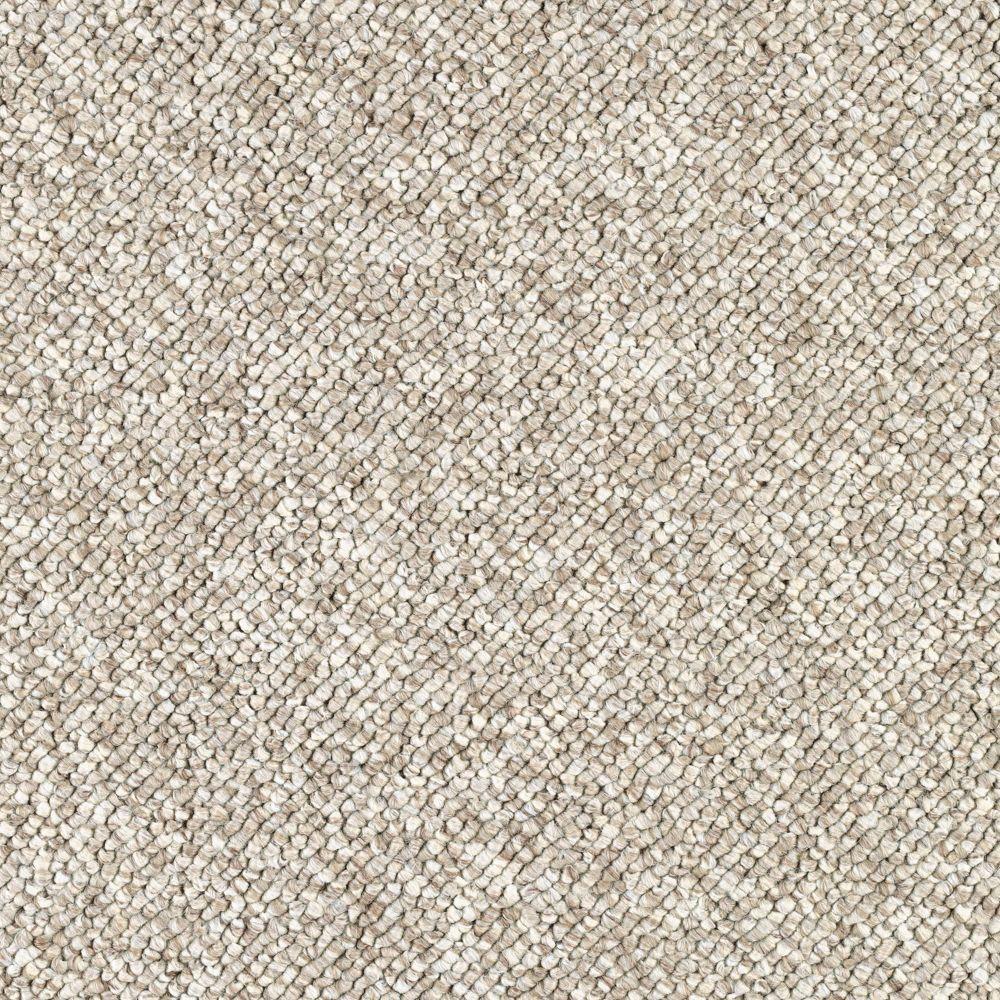 null Qualifier - Color Thistle Loop 12 ft. Carpet