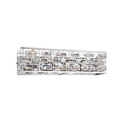 Petia 4-Light Chrome Sconce
