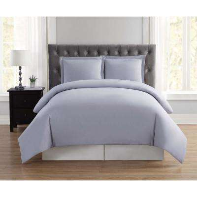 Everyday Lavender Twin XL Duvet Set
