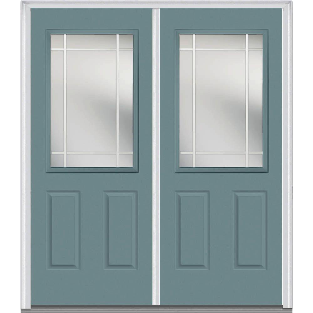 72 x 80 - Double Door - Front Doors - Exterior Doors - The Home Depot