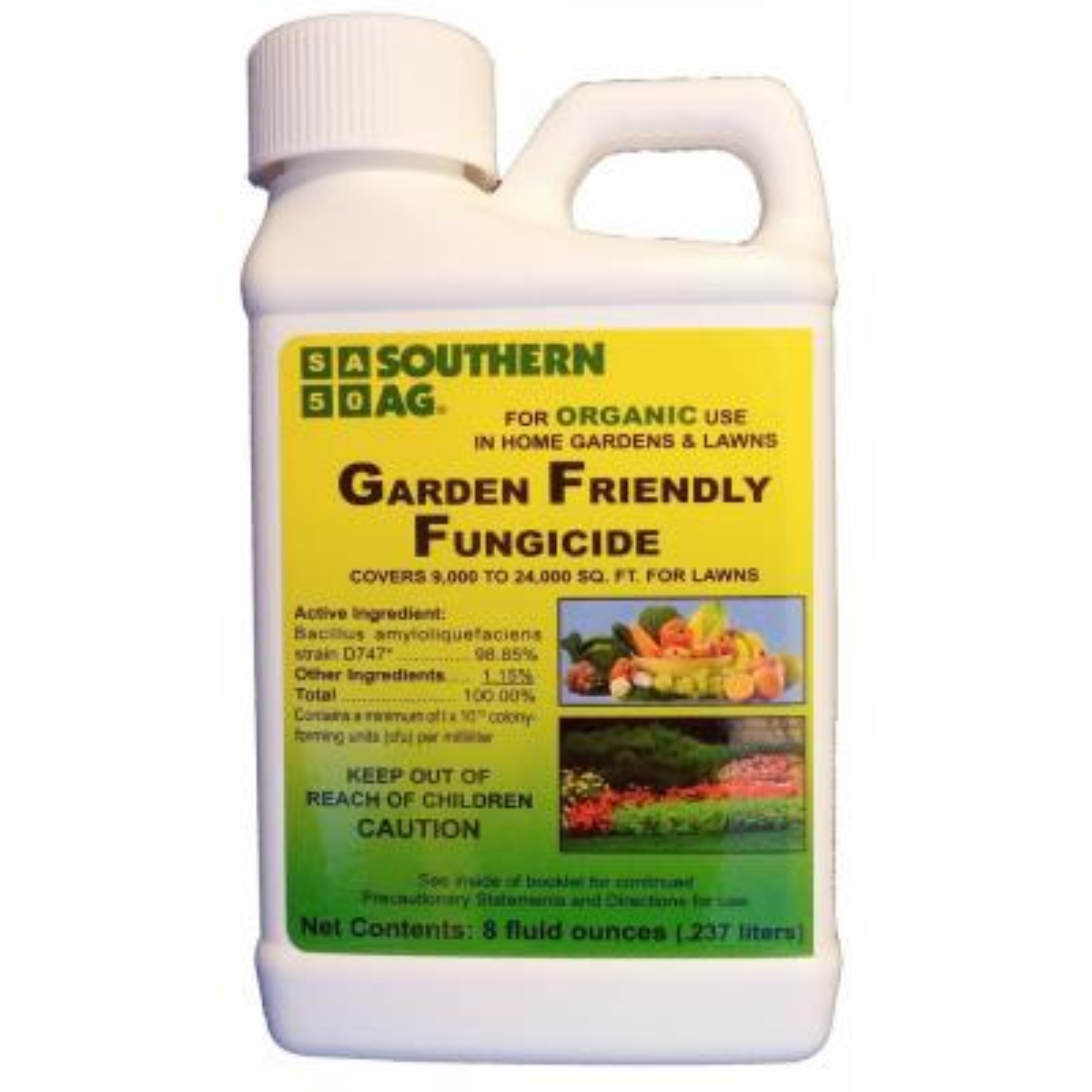 8 oz. Garden Friendly Fungicide