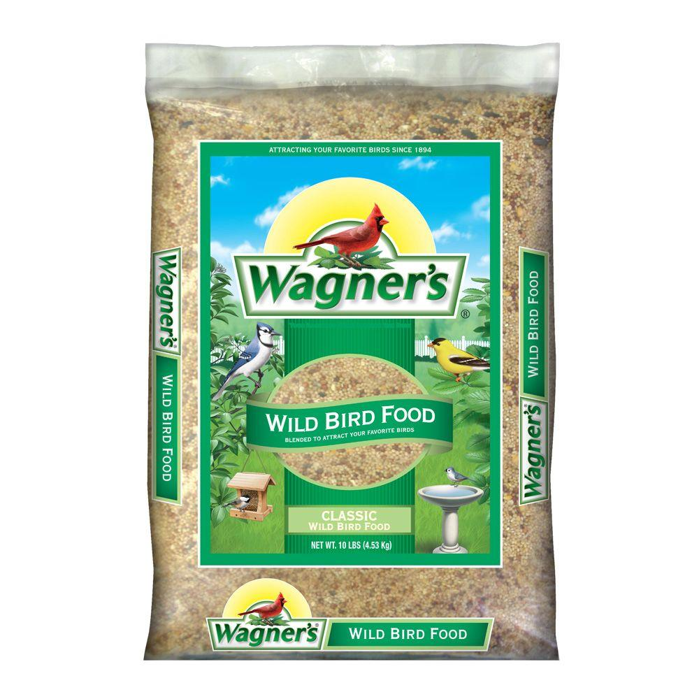 10 lb. Classic Wild Bird Food