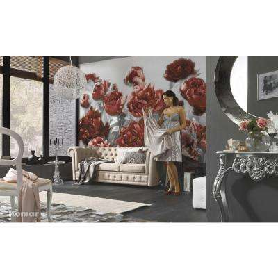 98 in. x 145 in. Temptation Wall Mural