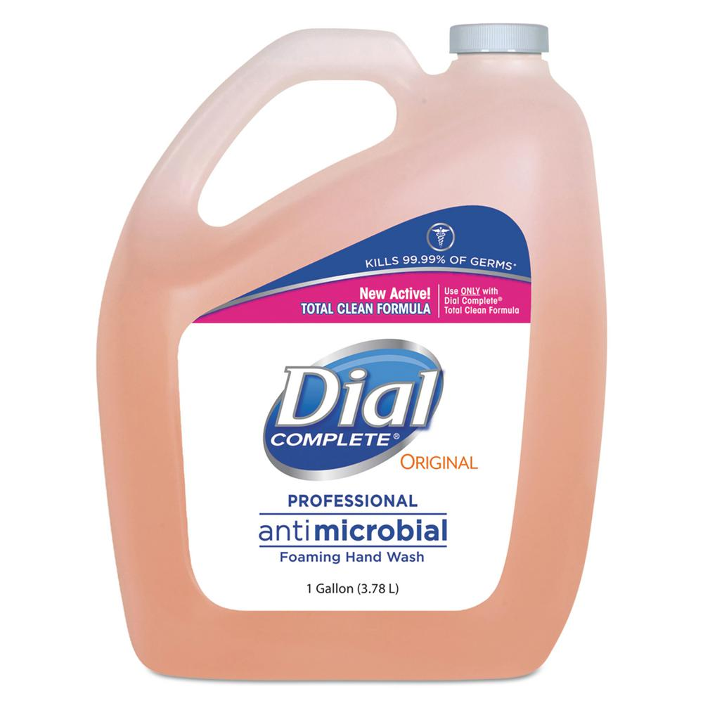 1 Gal. Antimicrobial Foaming Hand Soap (Case of 4)