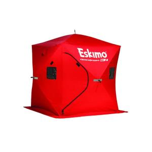 Eskimo Hand Auger with 8 in  Dual Flat Blades-HD08 - The