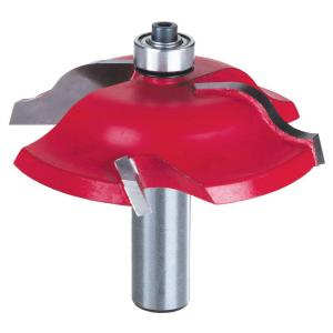 Diablo 2-3/4 inch Double Shear Cut Raised Panel Router Bit by Diablo