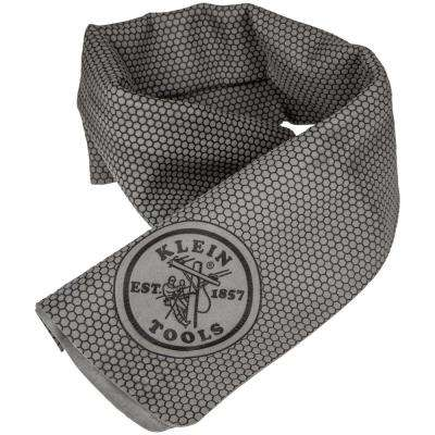 Klein Gray Cooling Towel