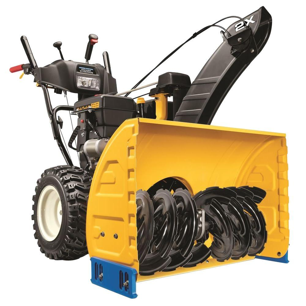Cub Cadet 30 in. Two-Stage Electric Start Gas Snow Blower with Power Steering-DISCONTINUED