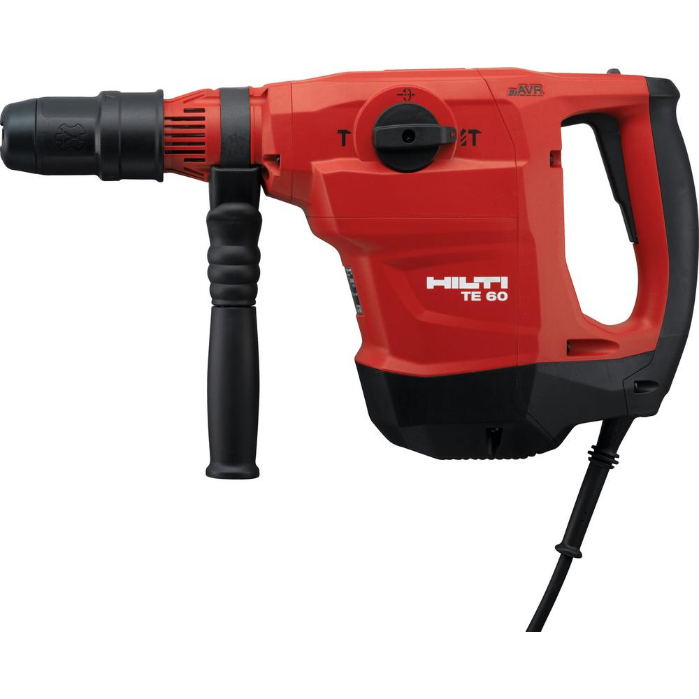HILTI 2-Tool Pack TE 60 AVR SDS Max Hammer Drill/Chipping...