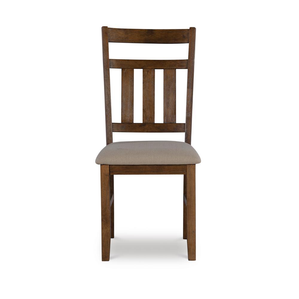 Krause Rustic Umber Side Chair