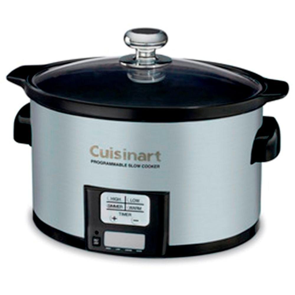 Cuisinart 3-1/2 qt. Programmable Slow Cooker-DISCONTINUED