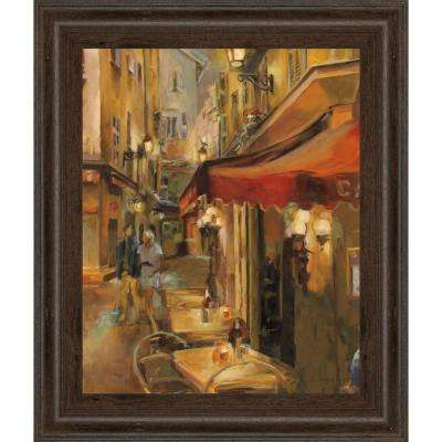 """22 in. x 26 in. """"After Show"""" by Marilyn Hageman Framed Printed Wall Art"""