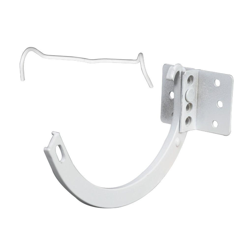 Amerimax Home Products White Vinyl Hidden Hanger M0622b