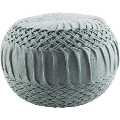 Rilmos Denim Accent Pouf
