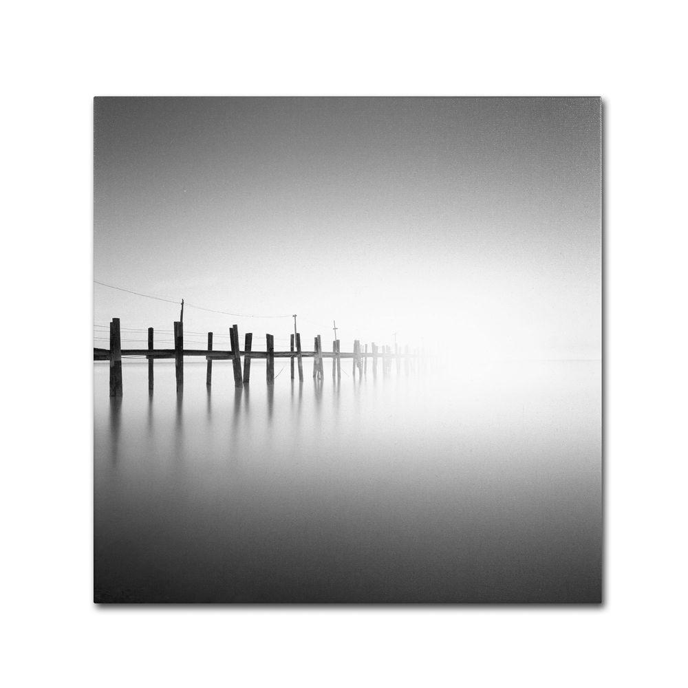 35 in. x 35 in. China Camp Square Canvas Art