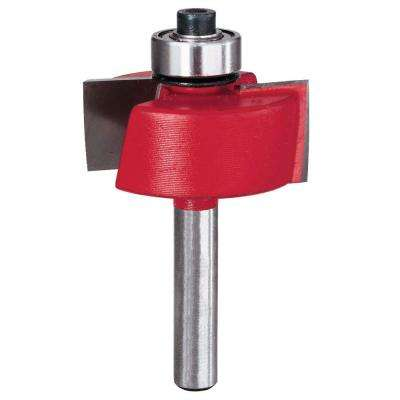 1/2 in. Height Rabbeting Router Bit