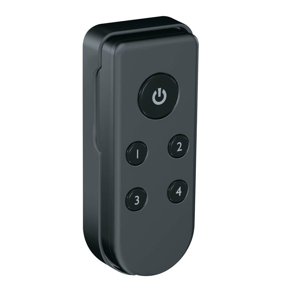 MOEN IoDigital Remote- Optional in Black
