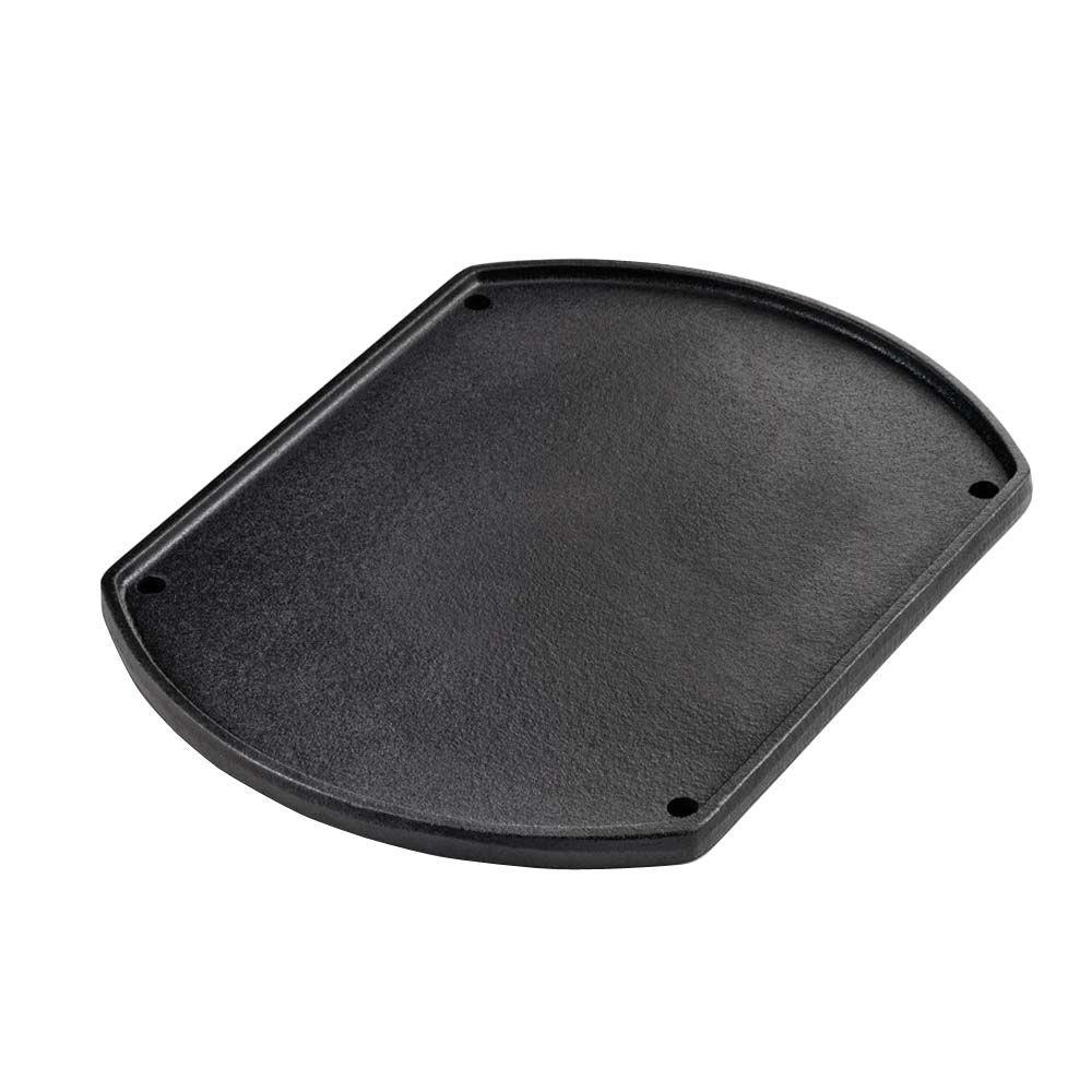 Weber Cast-Iron Griddle for Q Grill, Black