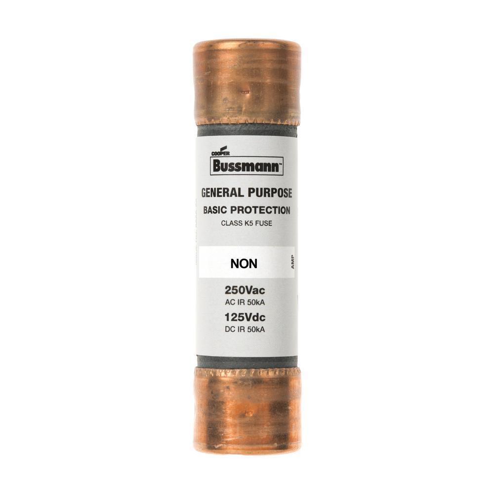 BUSSMAN NON50 One Time Fuse 50 Amp 250 V non 50