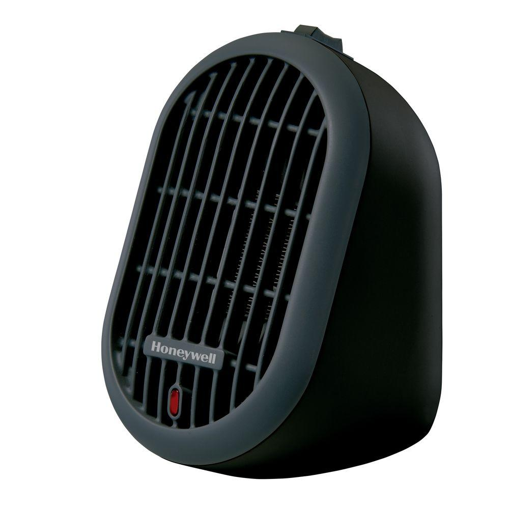 Honeywell 250-Watt Heat Bud Personal Ceramic Portable Heater