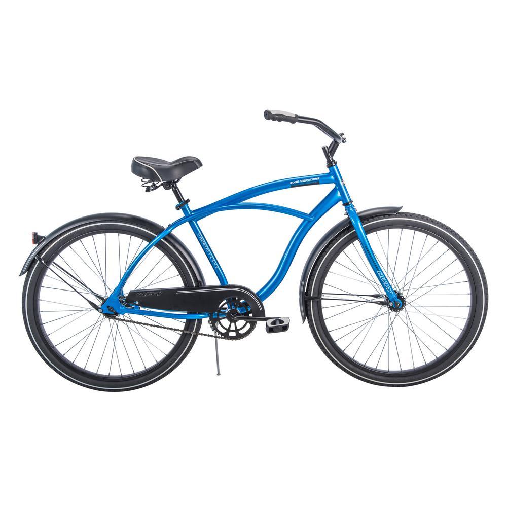 Huffy Good Vibrations 26 in. Men's Classic Cruiser Bike