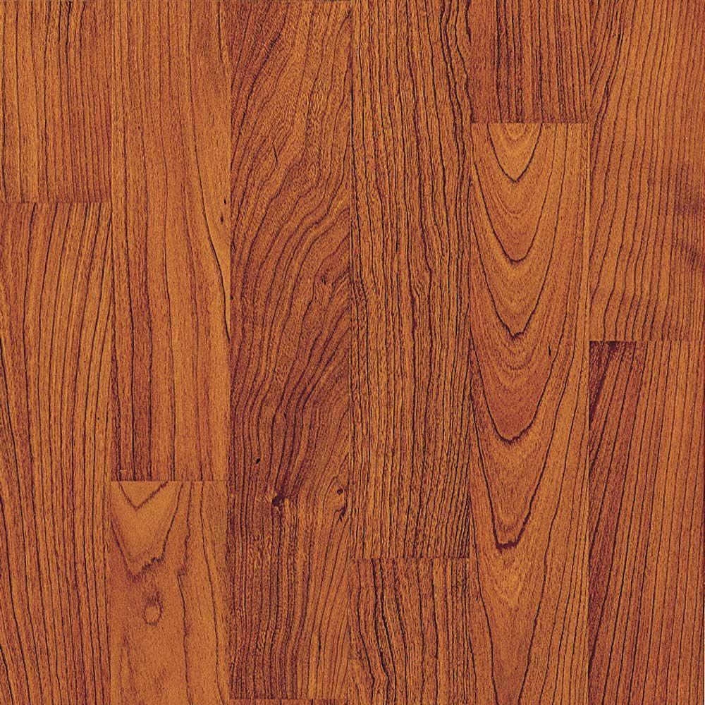 Pergo Presto Dark Cherry 8 mm Thick x 7-5/8 in. Wide x 47-1/2 in. Length Laminate Flooring(20.10 sq. ft./case)-DISCONTINUED