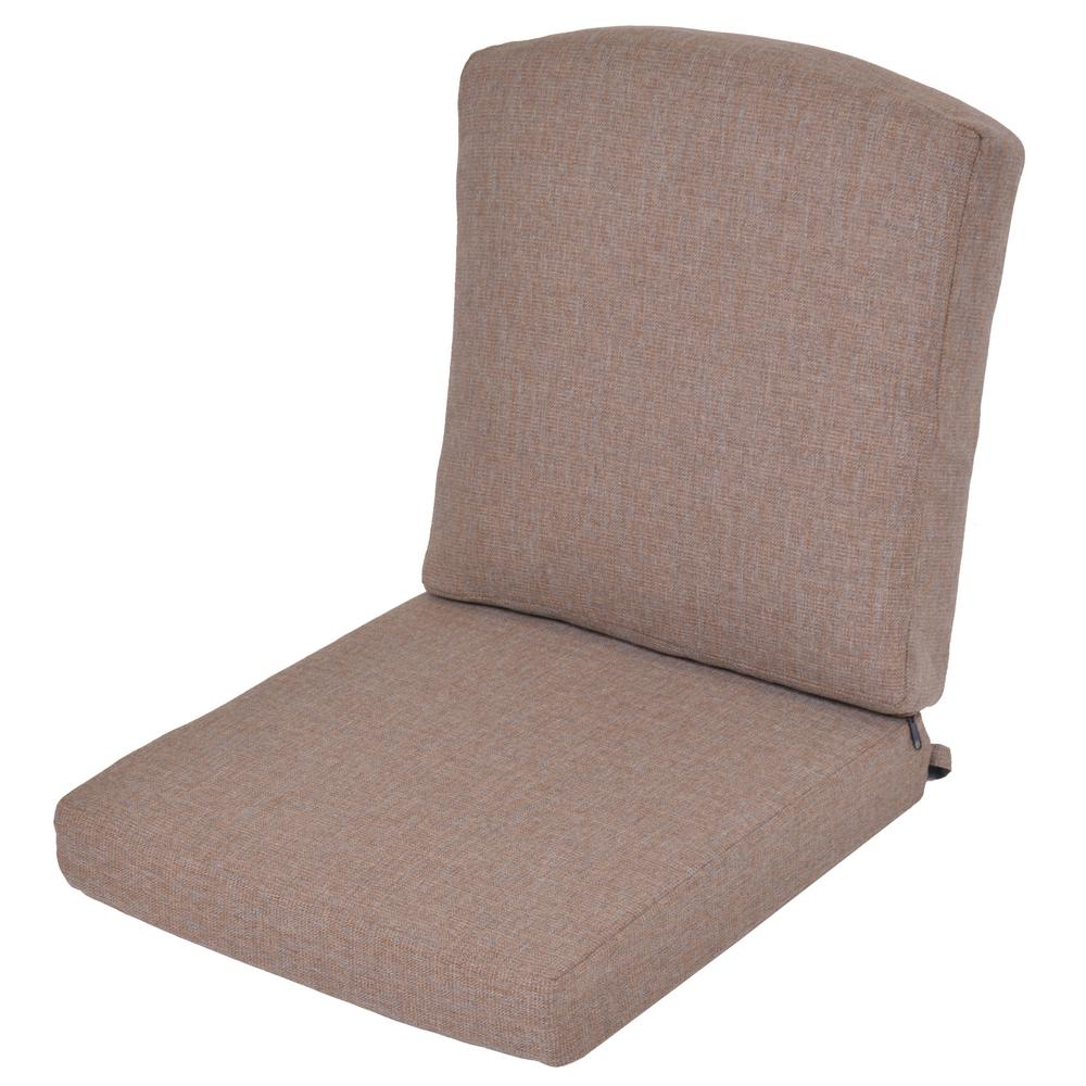 Oak Cliff Saddle Replacement 2 Piece Outdoor Dining Chair  : outdoor dining chair cushions 7947 01226804 641000 from www.homedepot.com size 1000 x 1000 jpeg 88kB
