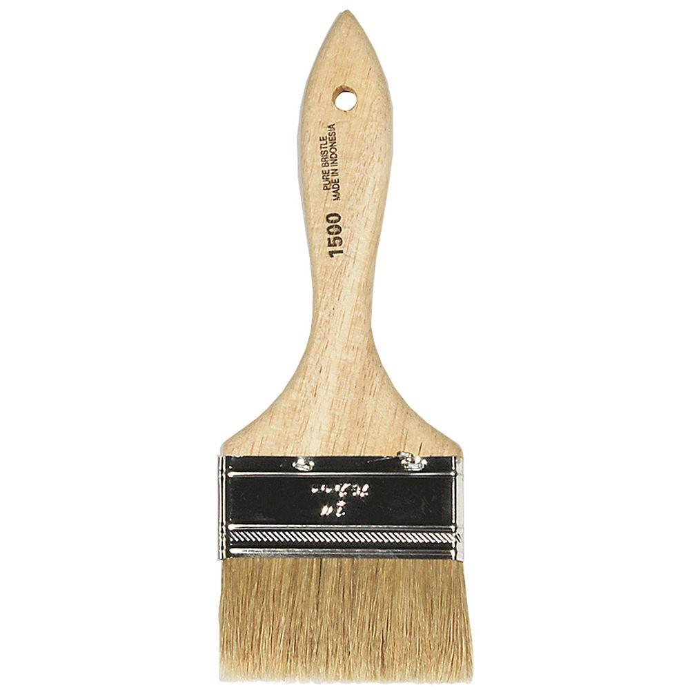 null 3 in. Chip Brush