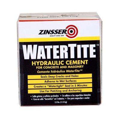 2.5 lbs. Watertite Hydraulic Cement (6-Pack)