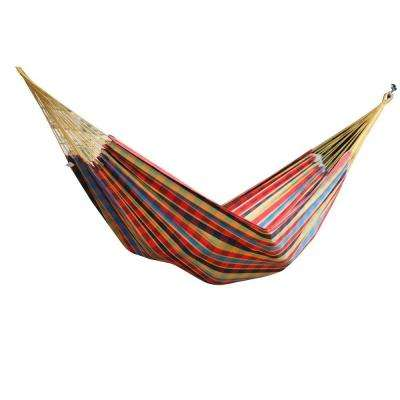 11 ft. Brazilian Cotton Single Hammock in Paradise