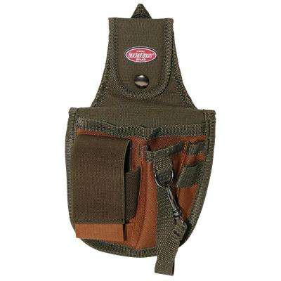 5-Pocket 6 in. Rear Guard with Flap Fit Holster
